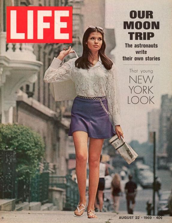 LIFE - NY Fashion '69