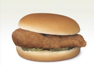 chick-fil-a sandwhich