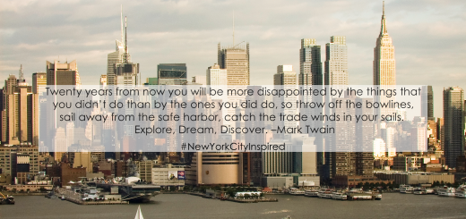 Mark Twain - NYC