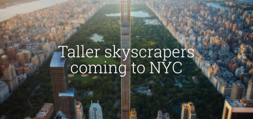 Taller skyscrapers coming to NYC