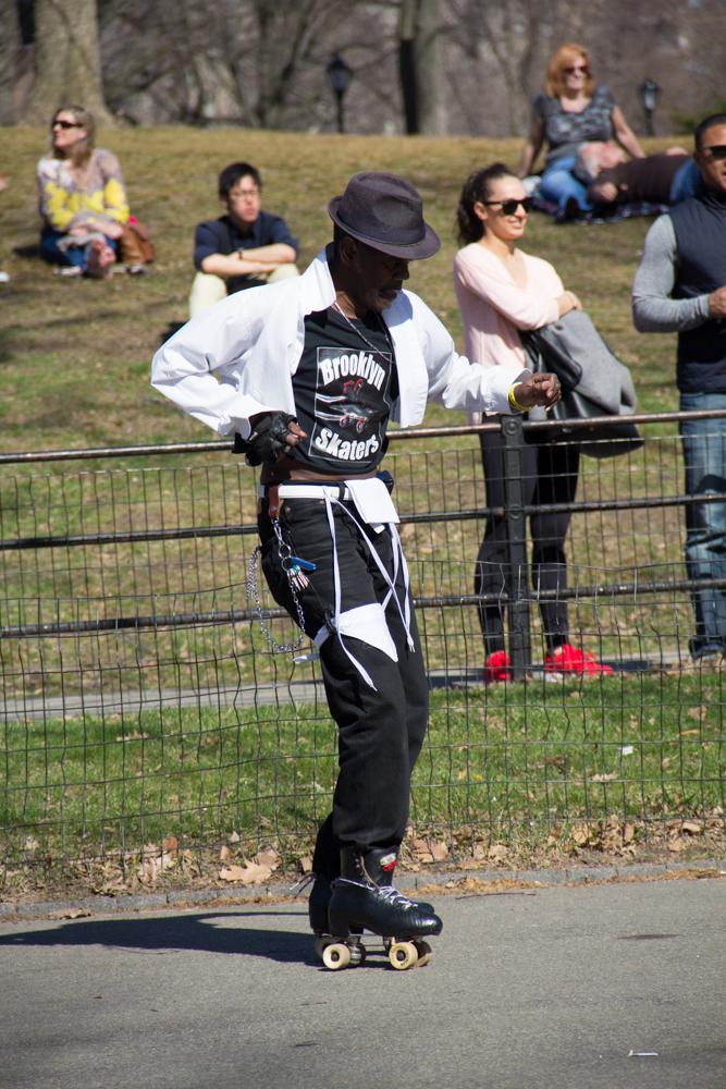Central Park Spring 2015