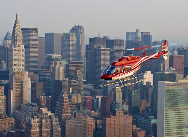 new york helecopter