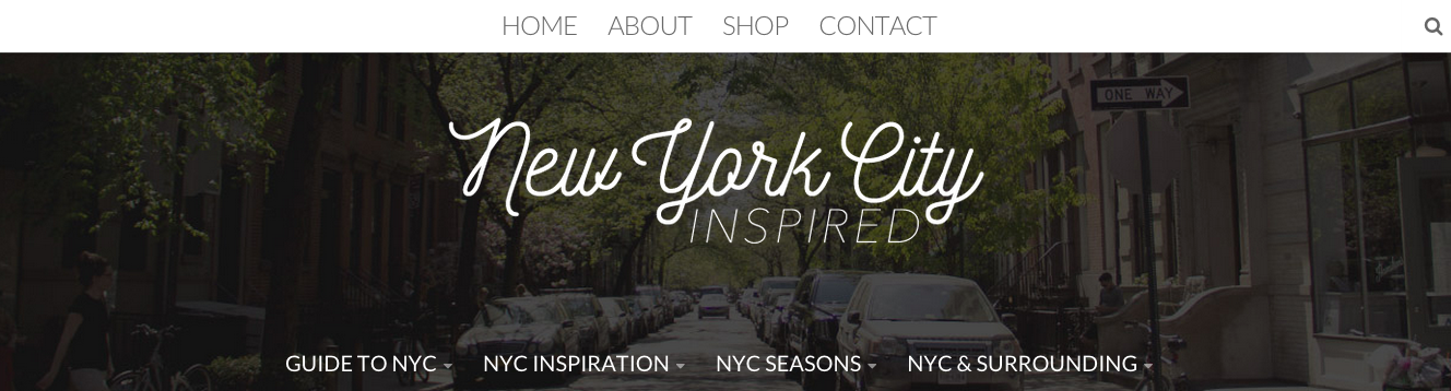 nyc inspired banner ss