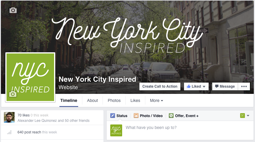 nyc inspired fb