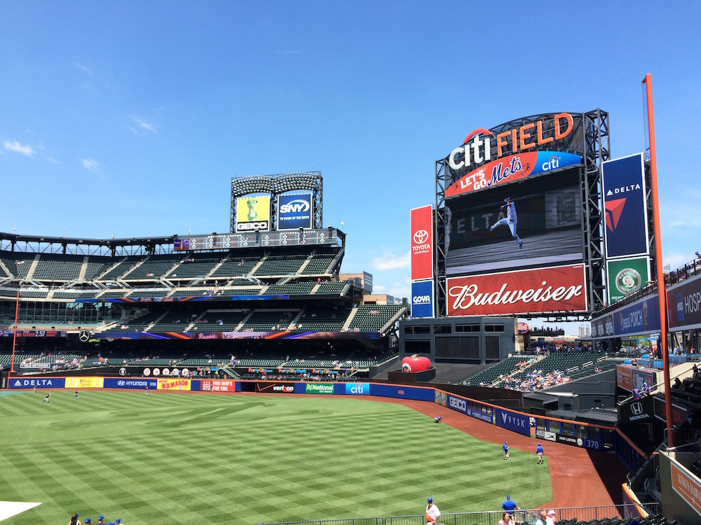 Citi Field, Queens