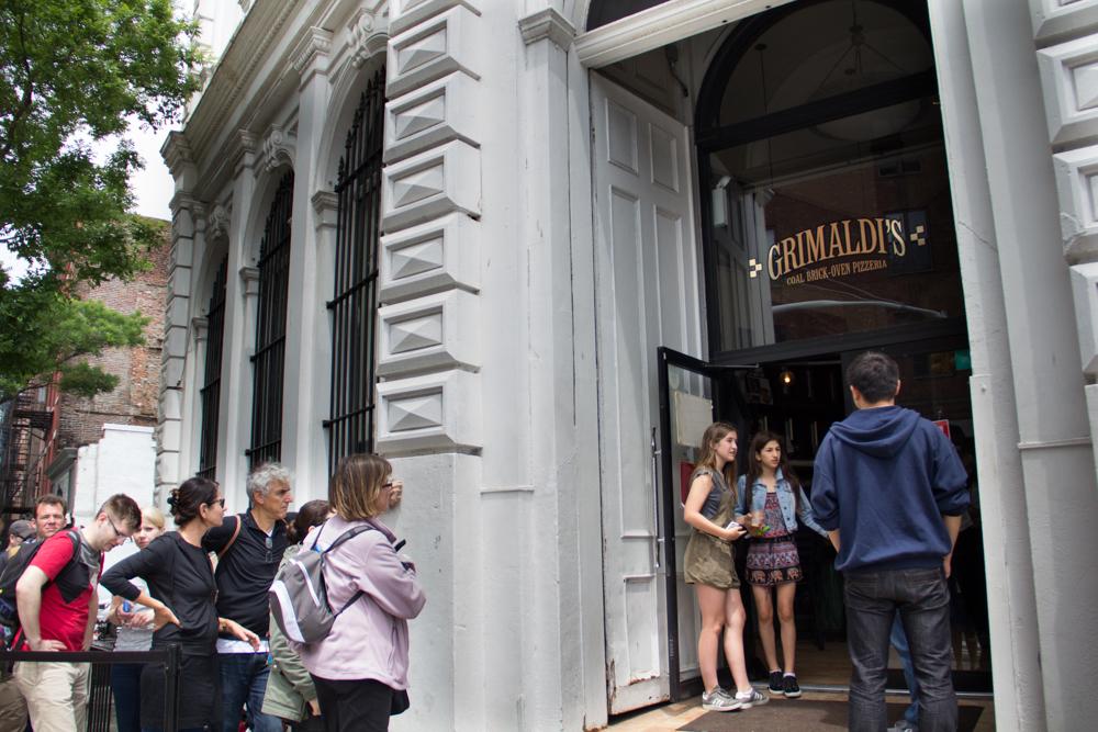 Grimaldi's Brooklyn, NY