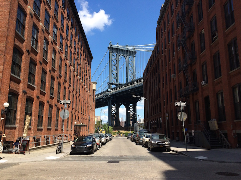 The best NYC Instagram spots - Brooklyn, New York