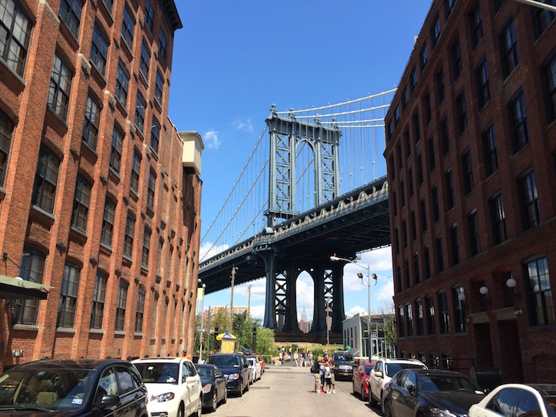 The best NYC Instagram spots, Brooklyn, New York