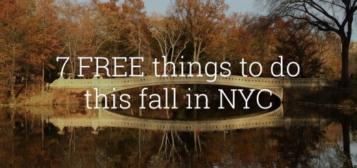7freethingstothisfallinnyc