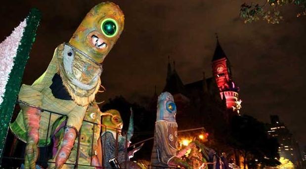 Village Halloween Parade, NYC