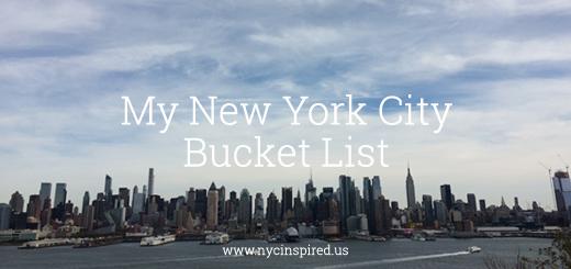 newyorkbucketlist