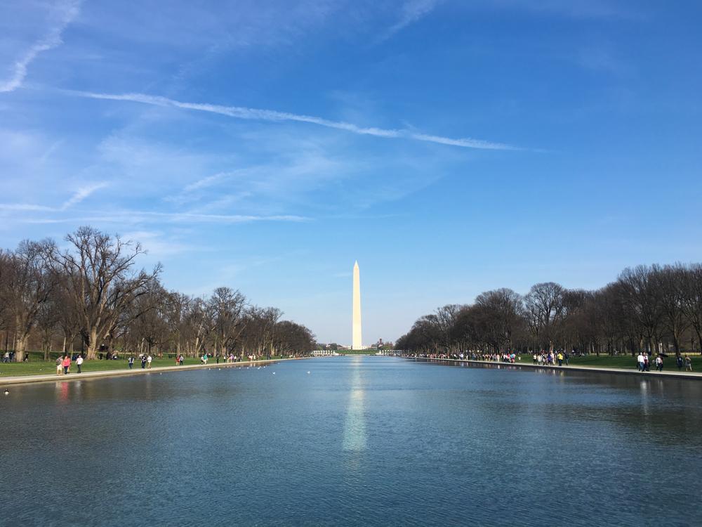 Washington Monument, Washington DC, March 2016