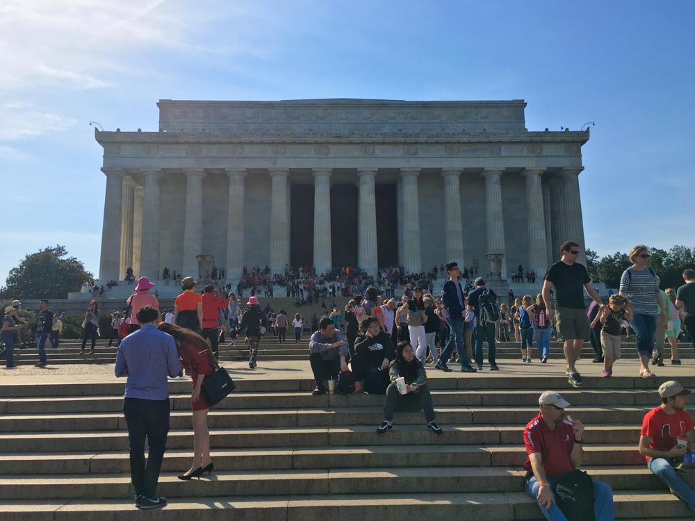 Washington DC, March 2016