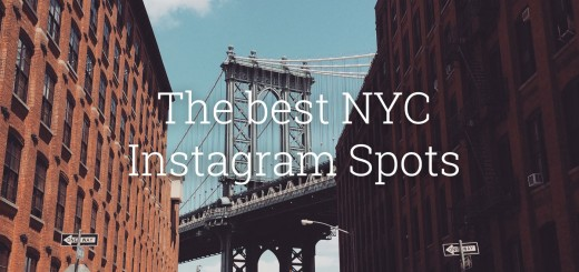 Best picture spots in new york city